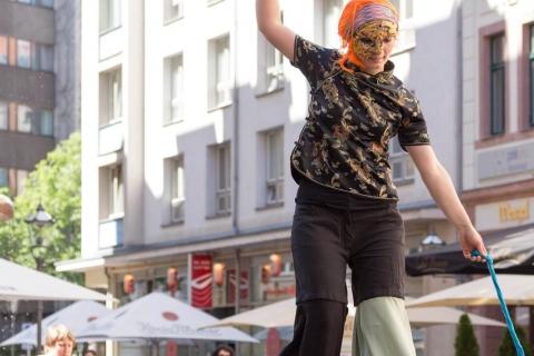 Walking Acts und Shows aus Leipzig (12)