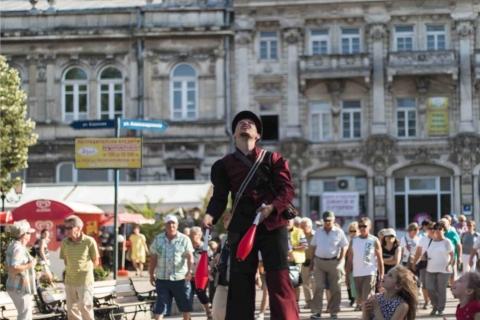 Walking Acts und Shows aus Leipzig (9)