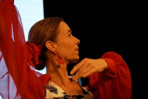Workshop Flamencotanz aus Würzburg (4)