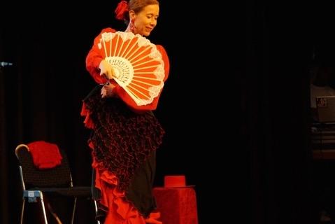 Workshop Flamencotanz aus Würzburg (6)