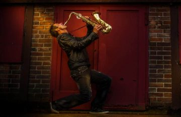 eventsaxophonist