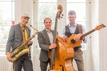 Das akustische Trio 2021