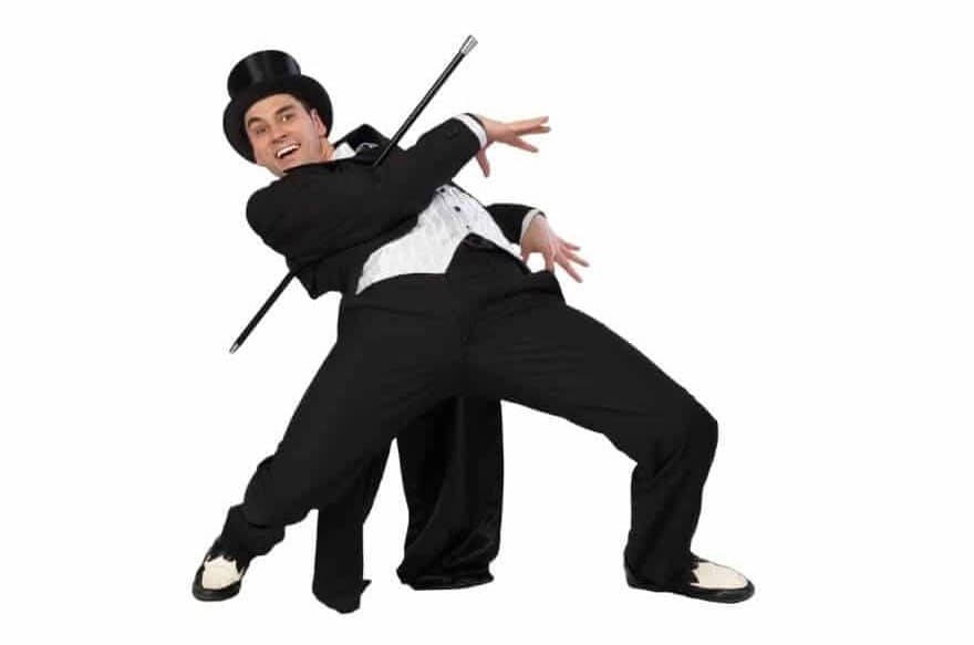 Der Tanzillusionist aus Thüringen (2)