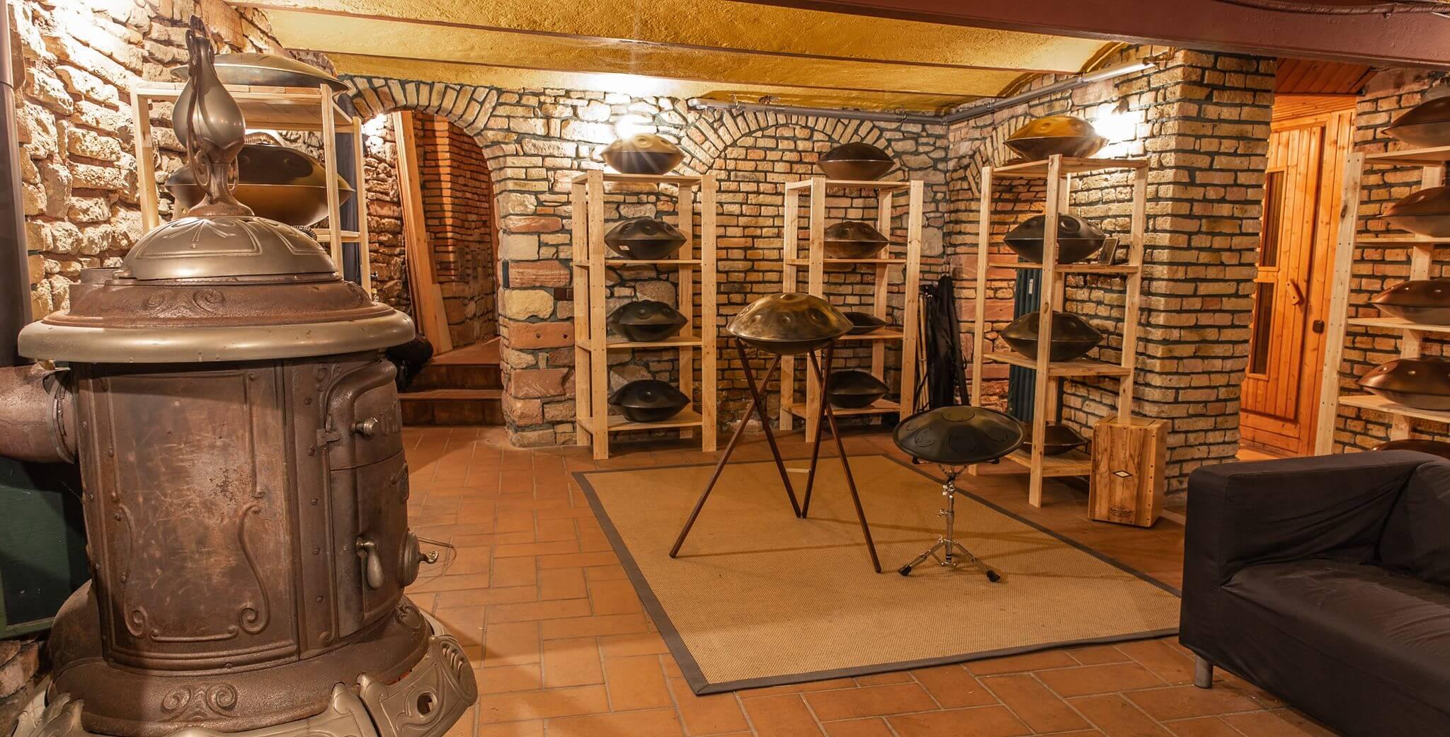 Handpan Workshops