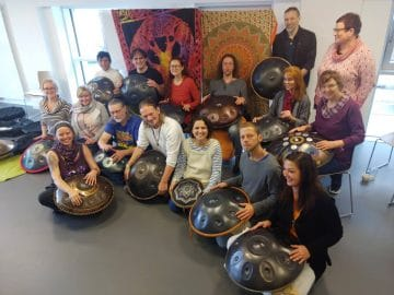 Hang und Handpan Workshops (2)