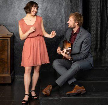 Cleo und Timo • Gitarre und Gesang Duo Berlin
