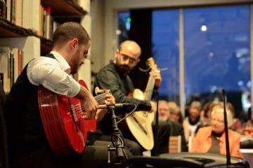 Das spanische Gitarrenduo aus Köln