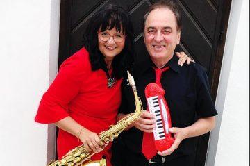 Karin und Dino - DeutschItalienisches Duo