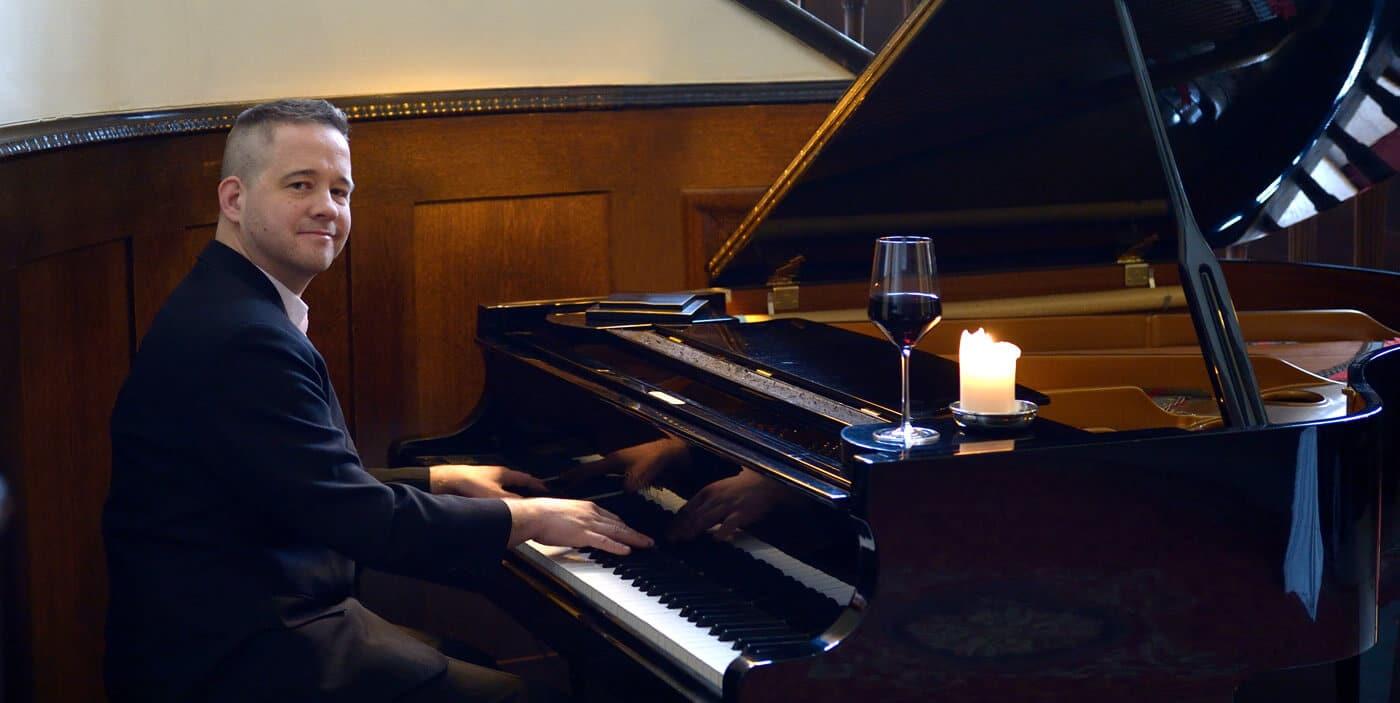 Der Barpianist aus Gera